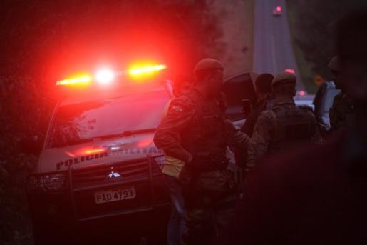 Homem é atingido por um tiro no abdômen em Chapecó