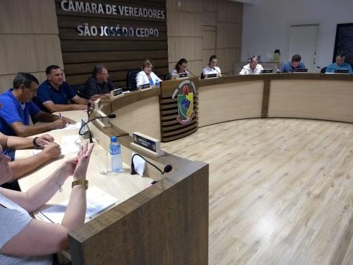 Câmara de vereadores de SJCedro realiza sessão extraordinária
