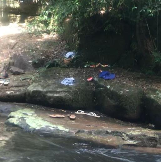 Moradores denunciam descarte de lixo em áreas de turismo e lazer em SJCedro