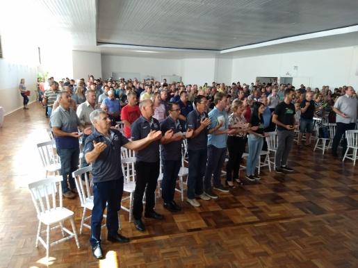 Sicredi de SJCedro promove sua pré-assembleia para associados