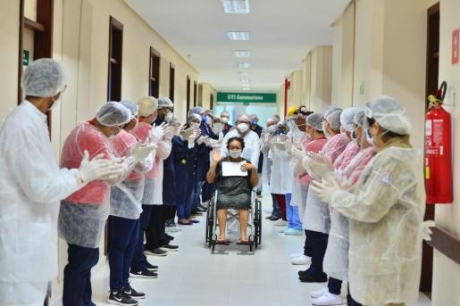 Mais de 1,6 milhão de pessoas se recuperaram do COVID-19 no mundo
