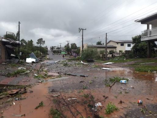 Prefeito decreta Situação de Emergência em Belmonte