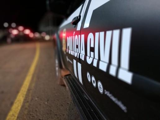 Polícia Civil prende suspeito de cometer estupro de vulnerável