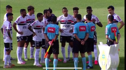 Sindicato dos Atletas de SP ameaça ir à Justiça e pedir paralisação do Brasileirão