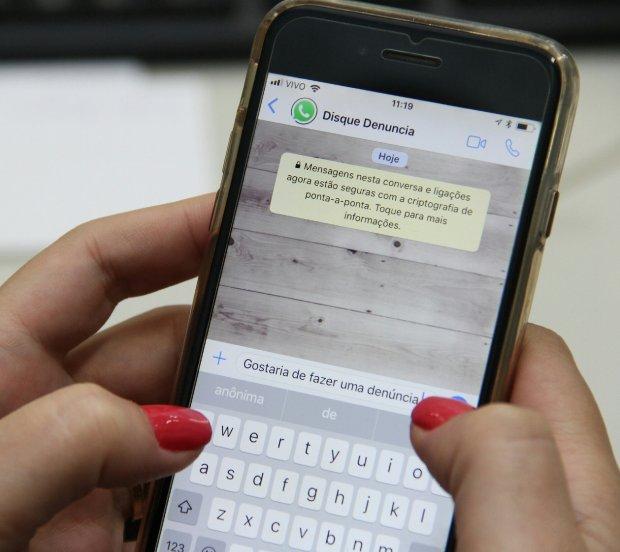 Polícia Civil lança Disque Denúncia pelo WhatsApp em Santa Catarina