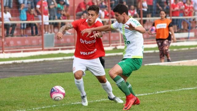 Chapecoense tem dois gols anulados e fica no 0 a 0 com Inter de Lages