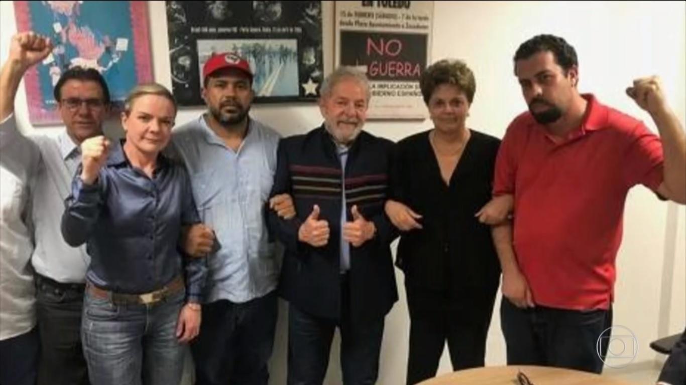 Defesa de Lula entra com novo Habeas Corpus para evitar prisão