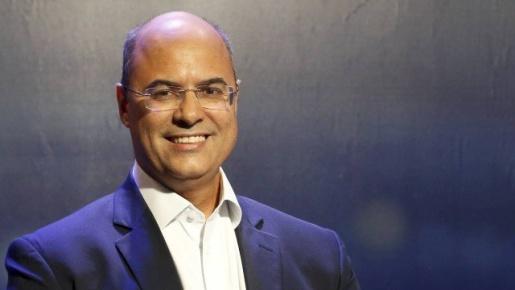 Wilson Witzel (PSC) é eleito governador do Rio de Janeiro