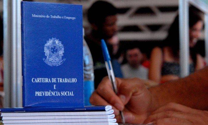 Município fecha semestre com saldo positivo na geração de empregos