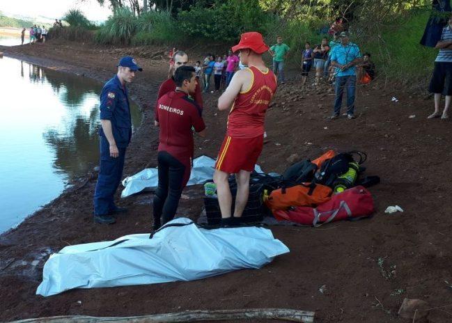 Irmãos morrem afogados em rio em São Domingos