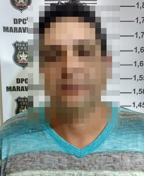 Polícia Civil de Maravilha prende condenado por uso de moeda falsa