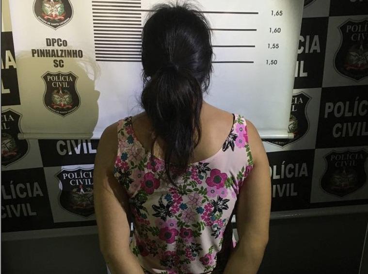 Polícia Civil prende mulher condenada a 23 anos de prisão por homicídio
